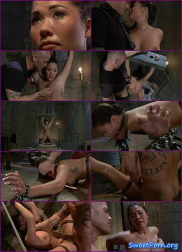 Derrick Pierce and London Keyes – Saliva Slut