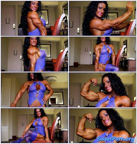 Debbie Bramwell – Fantasies-Muscle Girl