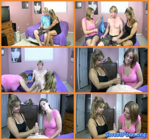 Breanna and Cassandra – Tug