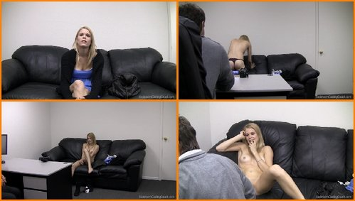 Sex casting young blonde porn free.