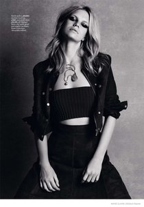 Nadine Leopold – Marie Claire UK Magazine (March 2015), 02/06/15 6