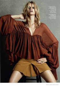 Nadine Leopold – Marie Claire UK Magazine (March 2015), 02/06/15 1