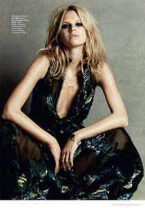 Nadine Leopold – Marie Claire UK Magazine (March 2015), 02/06/15 4