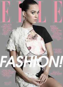 Katy Perry – Elle US Magazine (March 2015) 2
