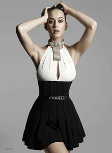 Katy Perry – Elle US Magazine (March 2015) 1