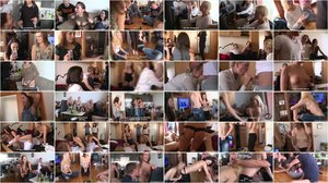 Czech Home Orgy 9 - Part 1 [HD 720p]