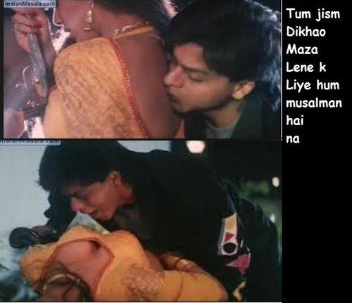 shahrukh sex scene
