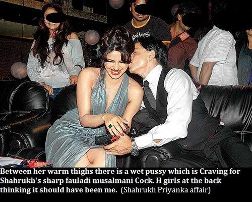 shahrukh priyanka sex scene affair