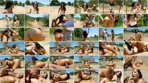 Asa Akira - Japanese Babe Fucked In Spain! [SD 480p]