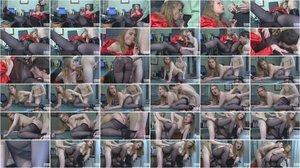 Alana & Charley - Russian Pantyhose [HD 720p]