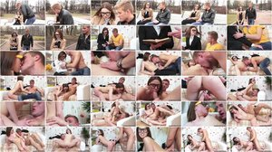 Ruslana - Eager Nerdy Chick Gets Nailed [SD 540p]