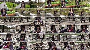 Sweet Anna - Public im Park Teil [HD 720p]