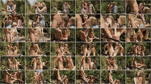 WowGirls: Anjelica, Beata - Jungle Fever [SD] (381 MB)