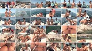 Swan, Joyce - 2 salopes sont sur un bateau, laquelle tombe a leau ? [SD 540p]