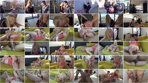 Aude - 36ans, la tornade blonde! [HD 720p]