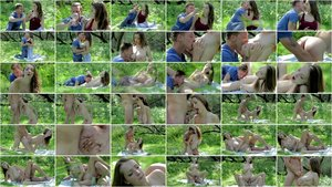 Lucie Wilde - Outdoor Sex [SD 540p]