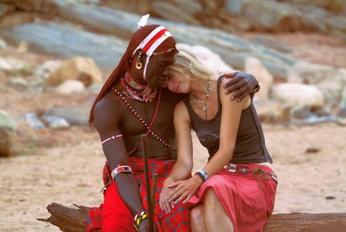 white women and tribal