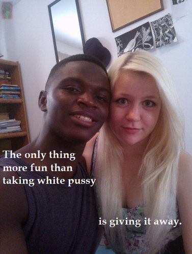 white girl black boyfriend