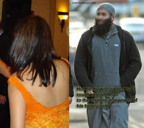 hot hindu wife and muslim men