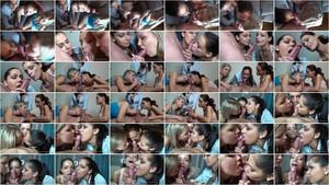 Cipriana, Sophie Lynx, Sunny Diamond - K Three Teasing Tongues 7 [FullHD 1080p]